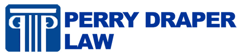 Perry Draper Law Logo